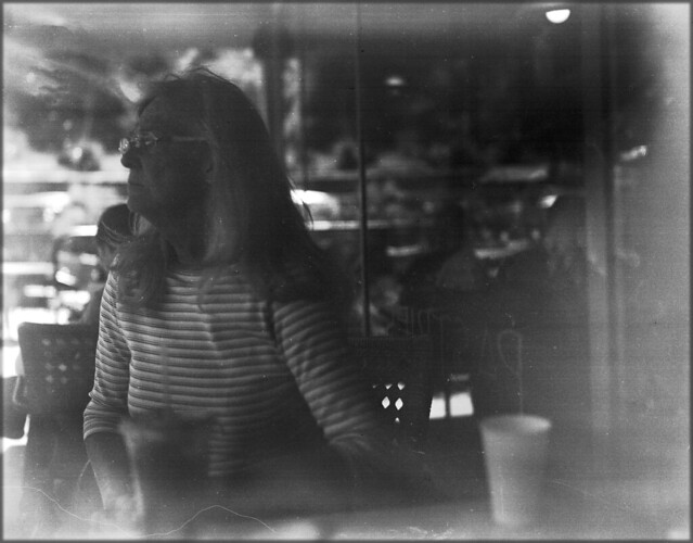 Sue (Expired B&W)