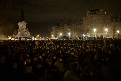 Nuit Debout Paris | by boklm