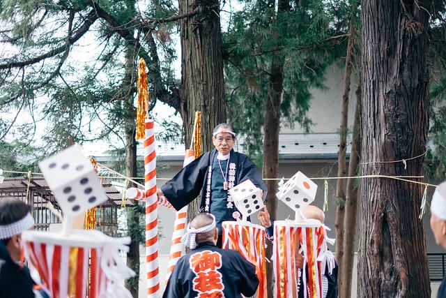 山梨御柱祭 (3 - 13)