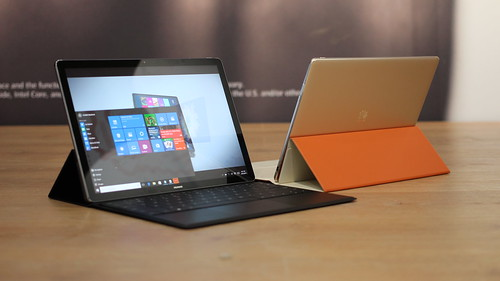 Huawei Matebook 2-in-1 tablet with Windows 10