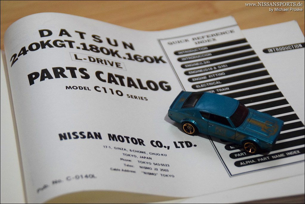 Parts Catalog Dsc0047 1974 For The Nissan\u2026 Flickrrhflickr: Datsun Parts Catalog At Gmaili.net