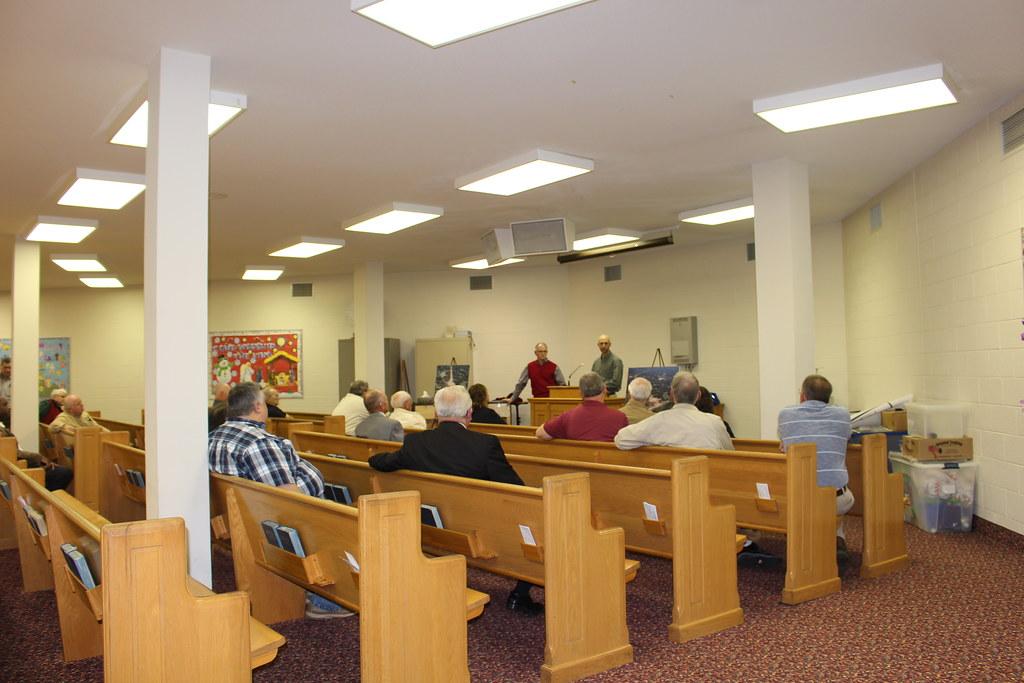 Informational Meeting Held Regarding 2016 Work For The Winston Salem Northern Beltway Project In Forsyth