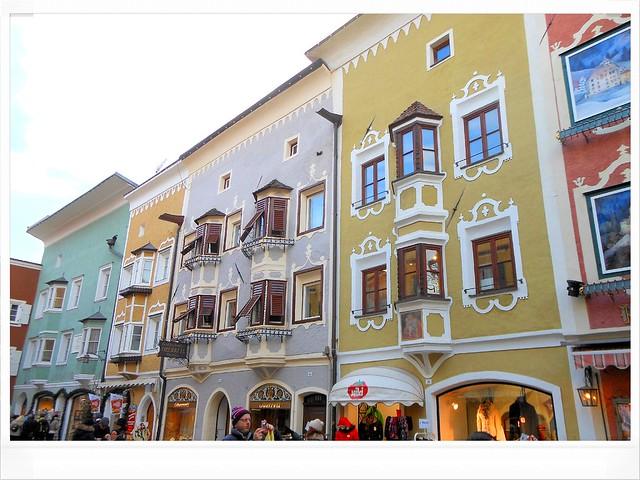 Le colorate case di Vipiteno