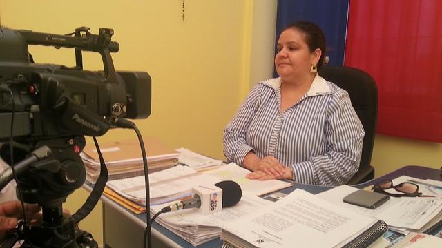 Candidata a vice na chapa de Von assumirá a direção Regional da Sespa, Marcela Tolentino