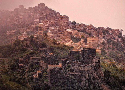 Village Morning, Yemen | by Rod Waddington