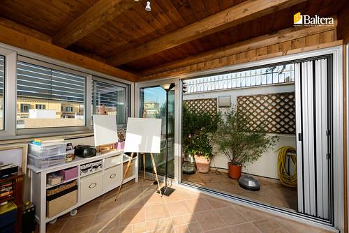 Serra bioclimatica open baltera porte e finestre flickr - Baltera srl unipersonale porte e finestre ...