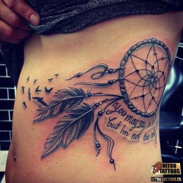 Tattoo Atrapasueños Httpwwwnitrotattoosestattoo Atr Flickr