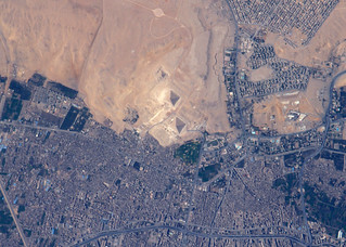 Pyramids | by Tim Peake