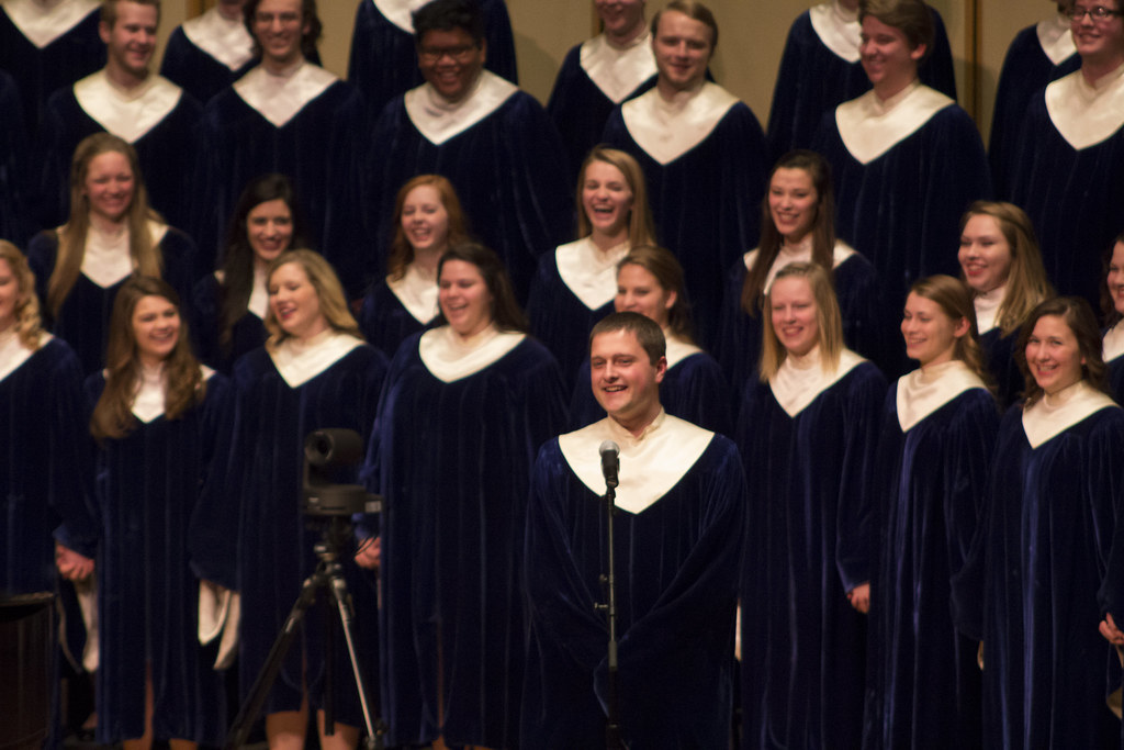 Luther College Nordic Choir Tour