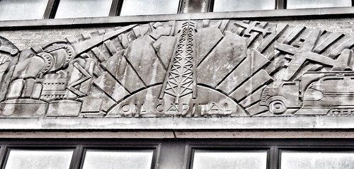 Oil Capital Bas Relief | by alnbbates