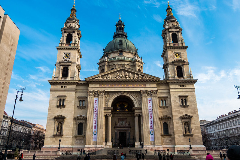 Basilica San Esteban - Budapest