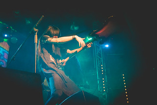 Bo Ningen at the 229 | by p_a_h