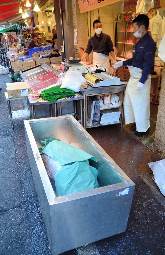 ... Tsukiji Shijo   by jpellgen (@1179_jp)