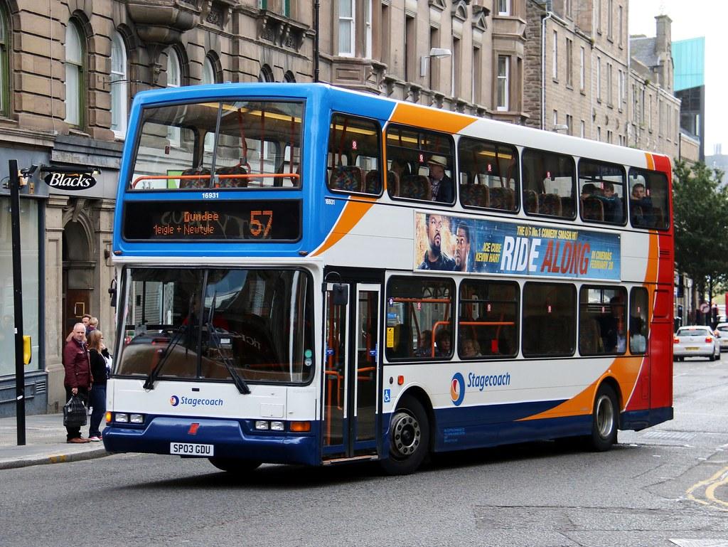 16931 SP03GDU Stagecoach Strathtay | by busmanscotland 16931 SP03GDU  Stagecoach Strathtay | by busmanscotland