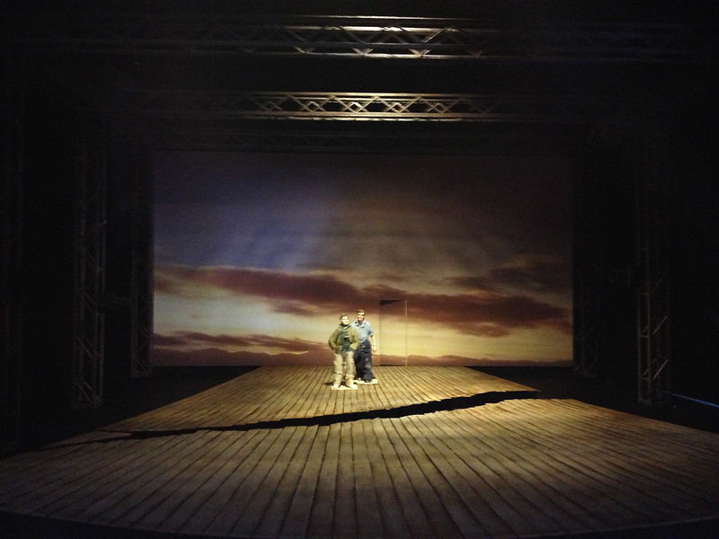 First Look: Of Mice and Men Set Design