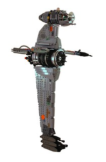 Evolved B-Wing | by unordained