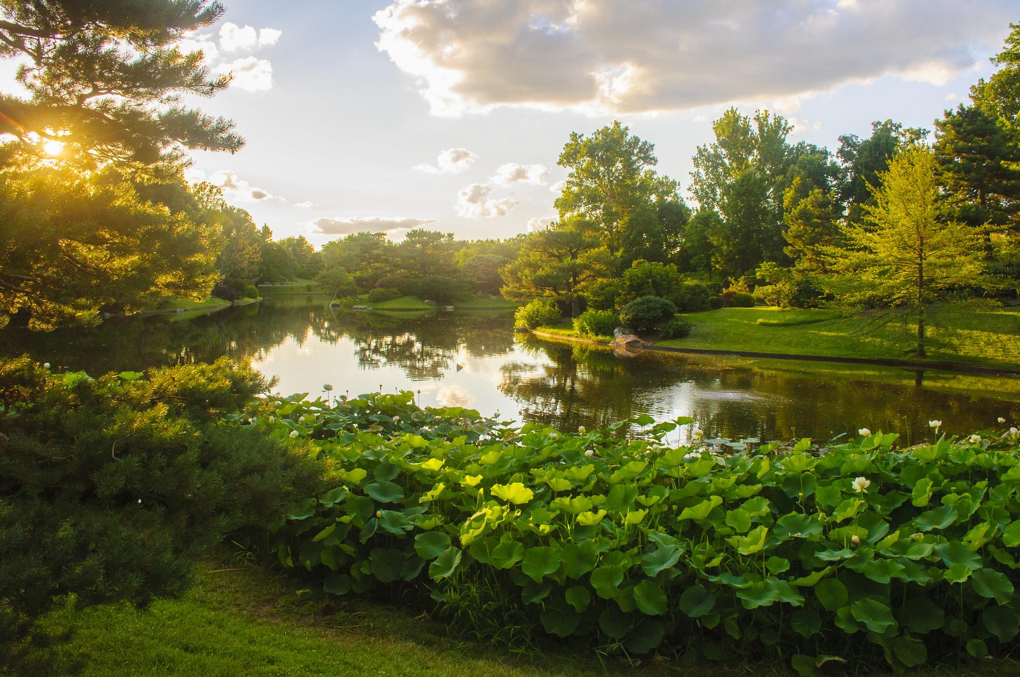 Missouri Botanical Garden Flickr