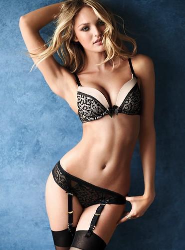 Model - Candice Swanepoel