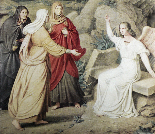 Three Women at the Tomb by J. L. Lund