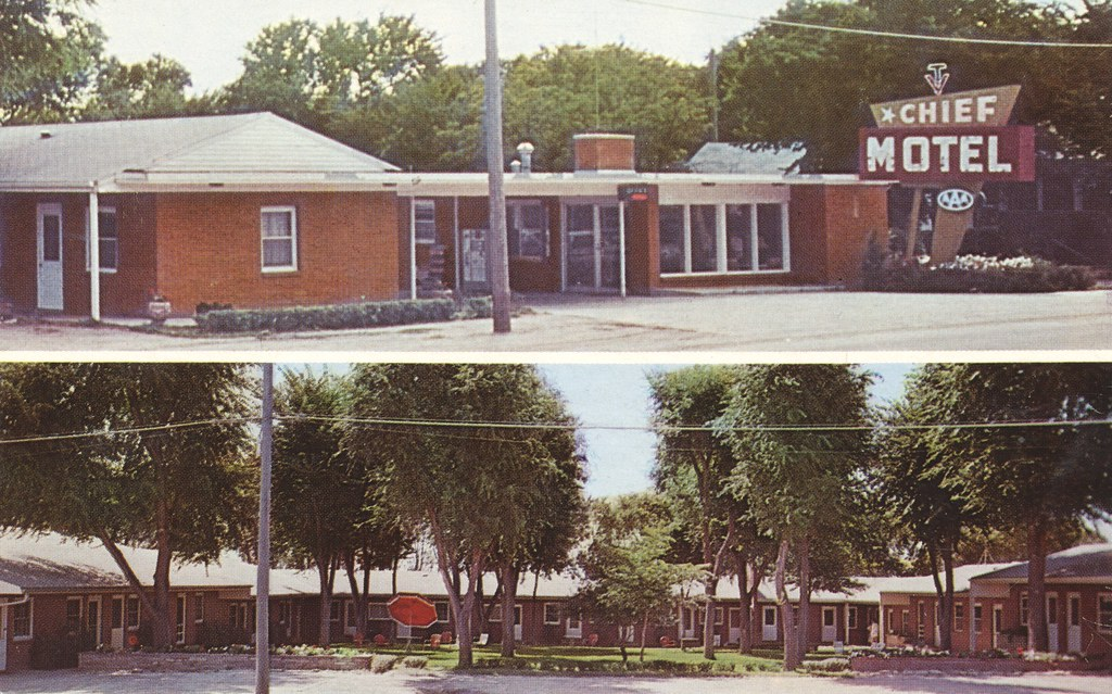Chief Motel - McCook, Nebraska