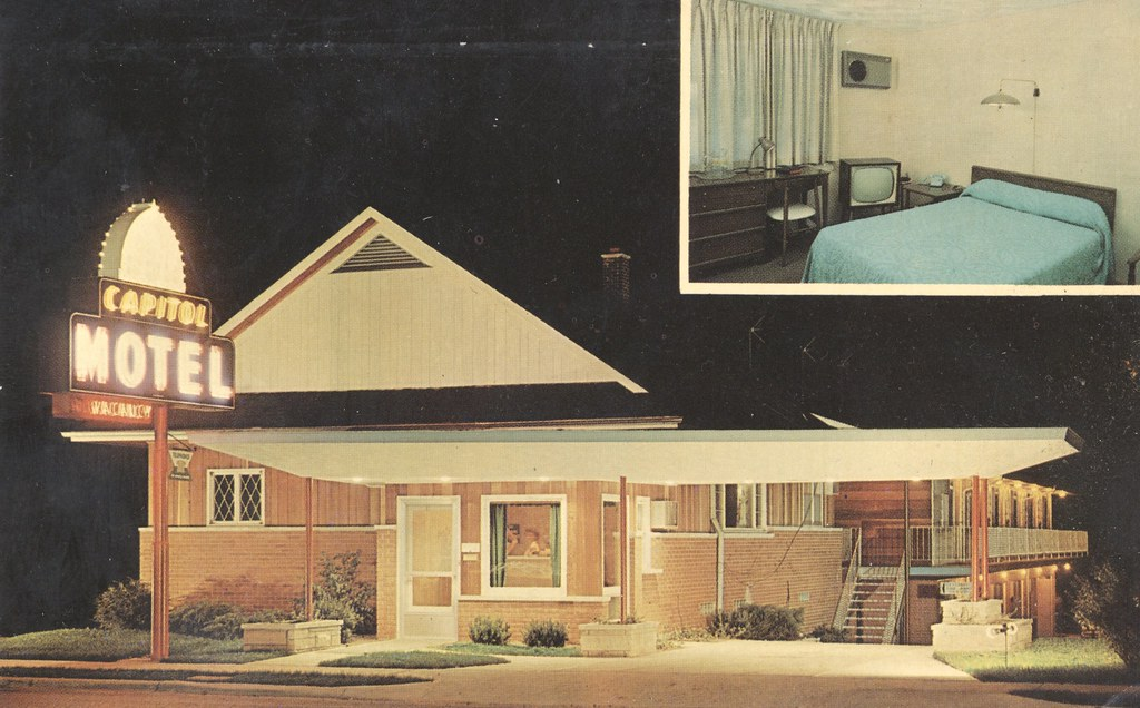 Capitol Motel - South Bend, Indiana