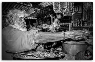 The happy old 'corn' man! | by FotographyKS!