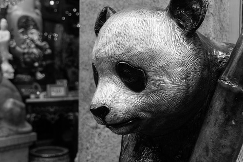 Chinatown Panda | by Jesse M Lynch