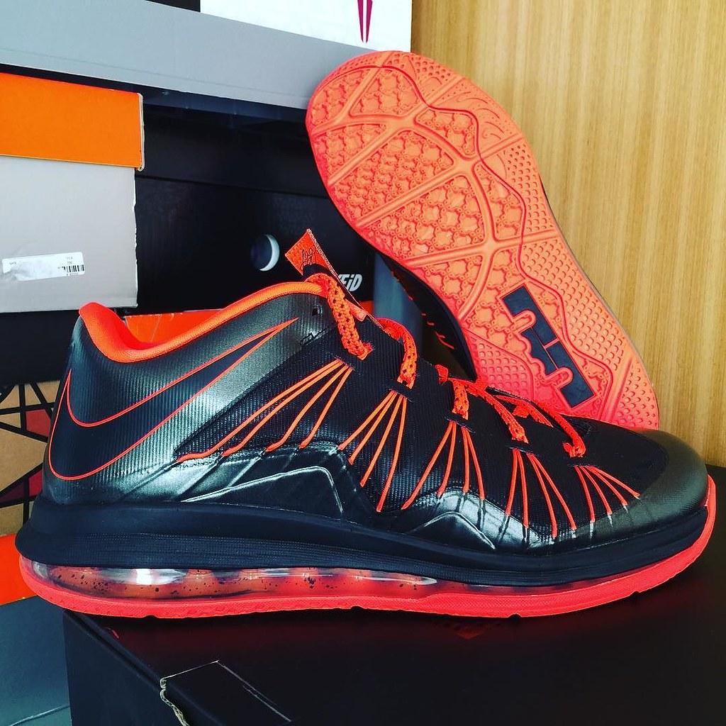 big sale 0cb1d deda1 ... Nike Lebron 10 Low