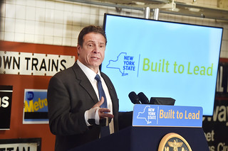 Bring the MTA into the 21st Century | by governorandrewcuomo