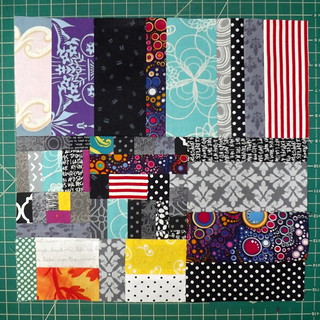 Found Fabric Progress 05 | by Grey Cat Quilts
