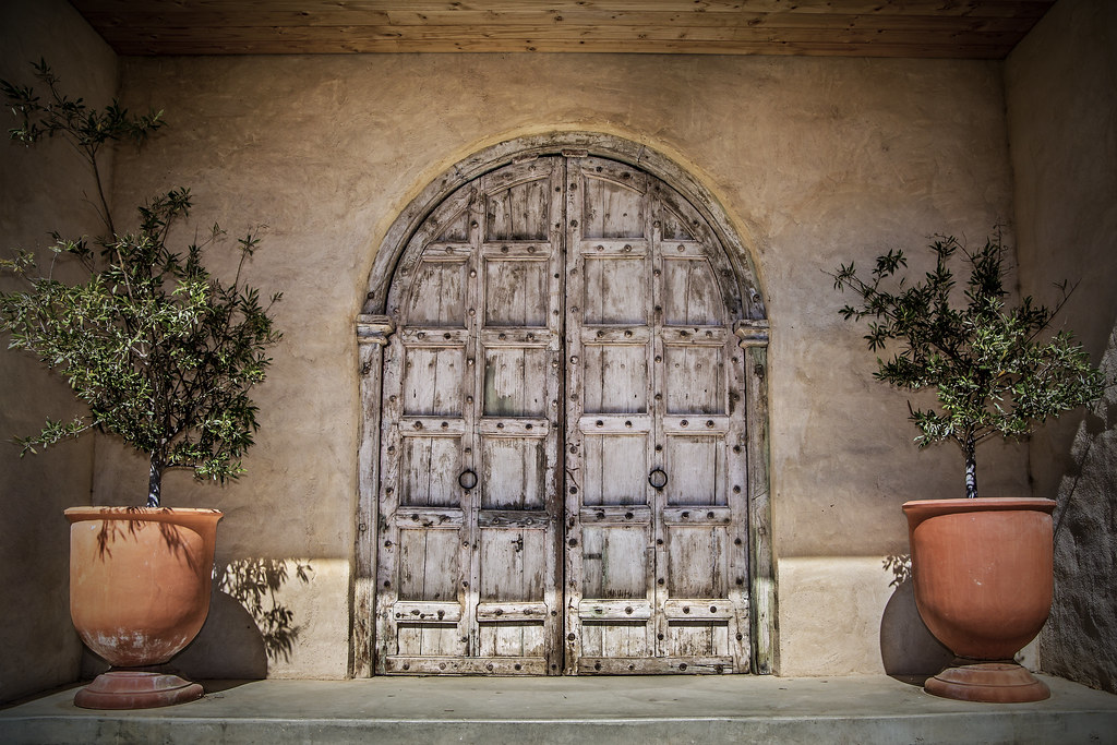 ... Old Rustic Winery Doors | by Caramel Kisses Photography & Old Rustic Winery Doors | Caramel Kisses Photography | Flickr