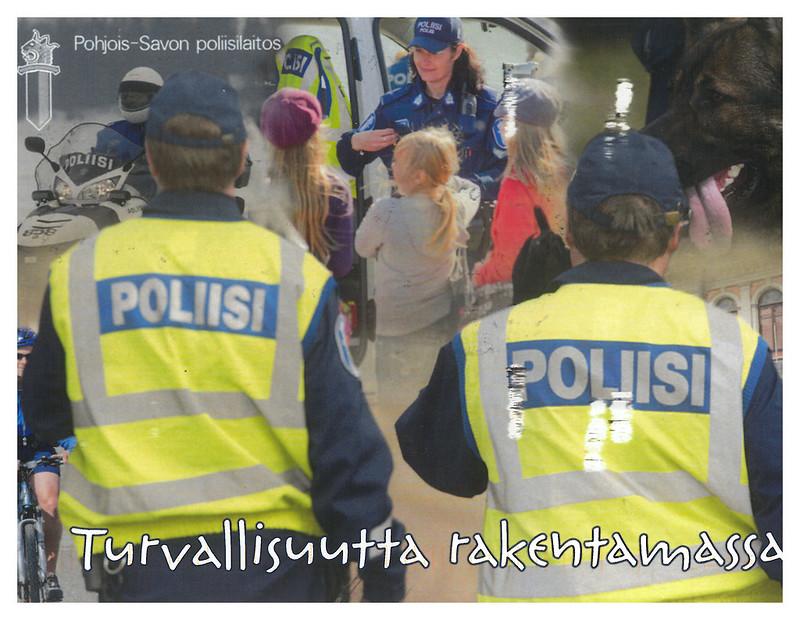 Police - Finland - Pohjois-Savon poliisialitos - RR - Kat85