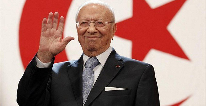 Essebsi to Call it Quits After Current Term