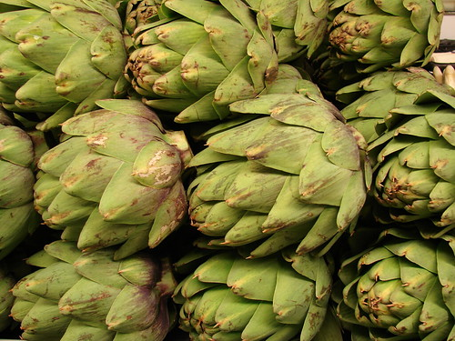 starr-070730-7890-Cynara_scolymus-fruit-Foodland_Pukalani-Maui | by Starr Environmental