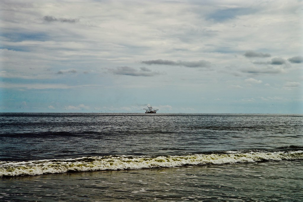 Shrimp Boat - Hunting Island SC | Meridith112 | Flickr