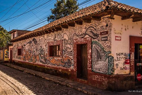 2015 Mexico San Cristobal De Las Casas Wall Art Flickr