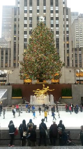 Rockefeller Tree | by franziskawinterling