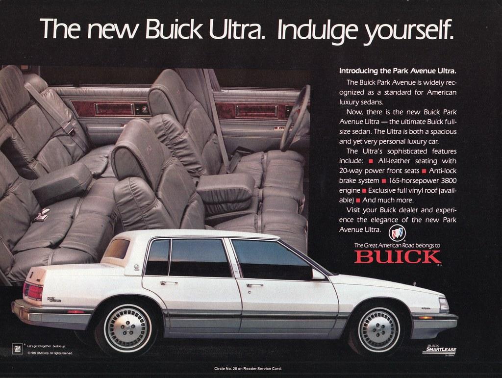 1989 buick park avenue ultra alden jewell flickr