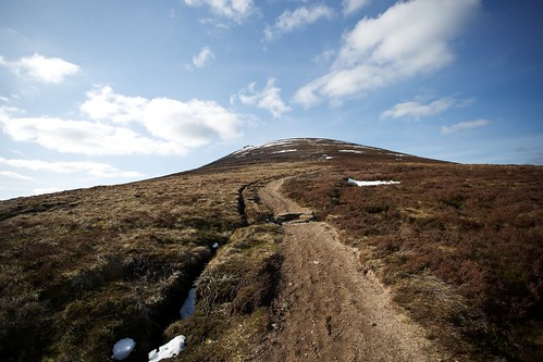 The Ben Rinnes track | by Nick Bramhall
