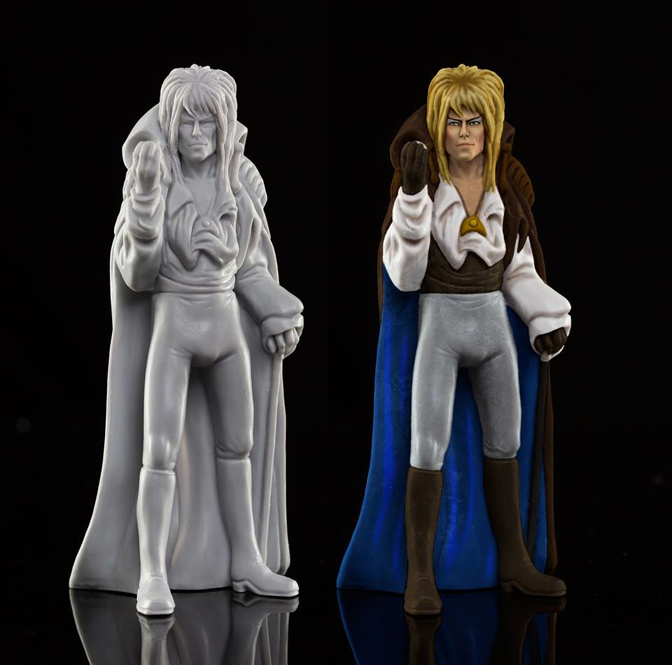 Labyrinth the board game by River Horse - Jareth