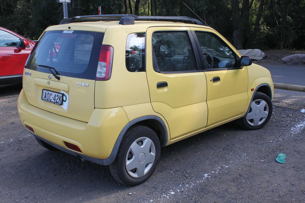 Suzuki Ignis RG413 GL   Jeremy   Flickr