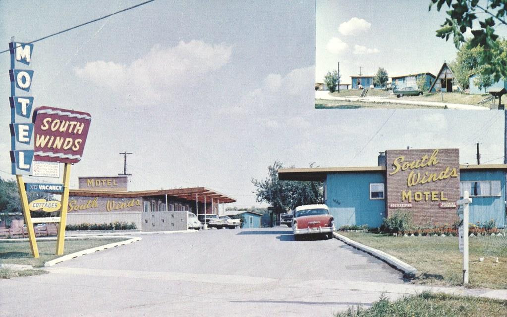 South Winds Motel - Winnipeg, Manitoba