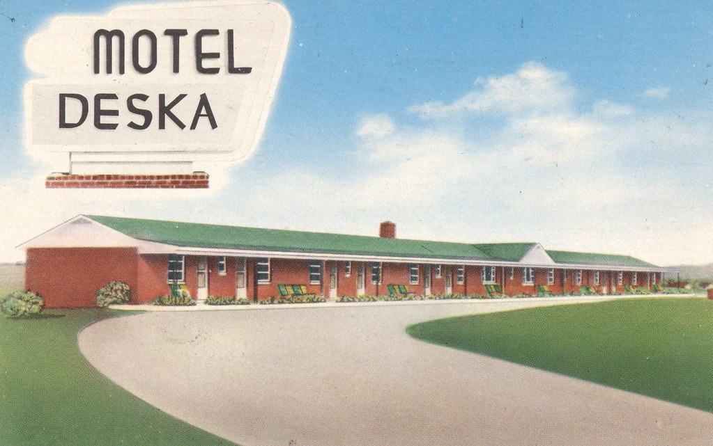 Motel Deska - Wernersville, Pennsylvania