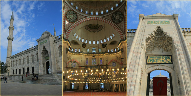 Sulemaniye Mosque