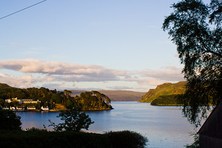 Sunset on Loch Portree | by Vitamin-K