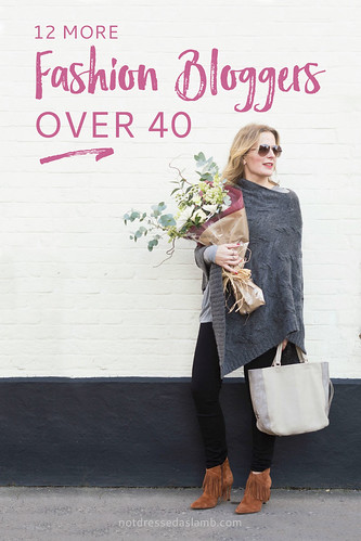 12 Amazing Over 40 Fashion Bloggers Catherine Summers Flickr