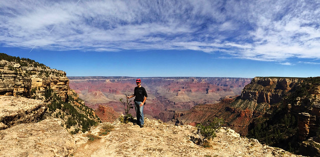 Rim Trail, South Rim of Grand Canyon, Arizona