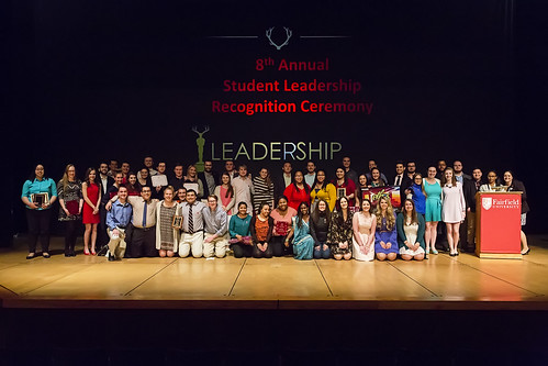 2016 Student Leadership Awards