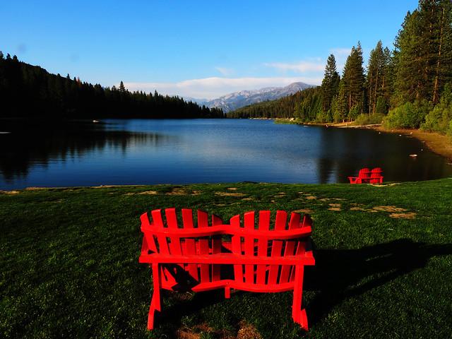 Hume Lake, California, USA