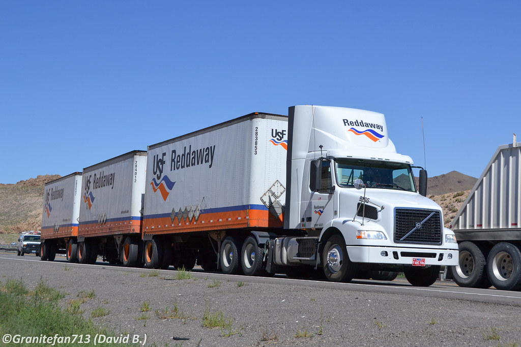 reddaway freight Reddaway Volvo VNM with Triples (NV) | Trucks, Buses,